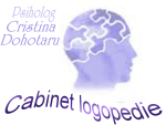 CABINET PSIHOLOGIE CRISTINA DOHOTARU - Cabinet de logopedie