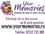 YOUR MEMORIES - servicii de editare de tip - povestea vietii - pentru bolnavi sau varstnici
