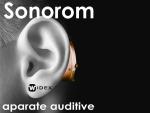 SONOROM - Aparate auditive - Consultatii ORL - Accesorii ORL