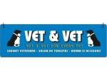 Vet & Vet - Cabinet veterinar - Salon de toaletare - Hrană și accesorii