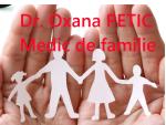 Dr. Oxana PETIC - Medic de familie Florești
