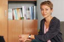 Psiholog Lavinia Holhos