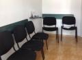 Sala de asteptare Cabinet Stomatologic Dr. Cristina & Gabriel Iosif