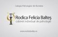 Cabinet psihologie Rodica Balteș