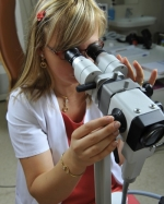 Examinare colposcopica