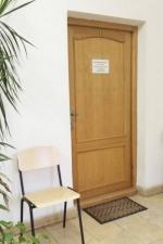 Intrare Cabinet de psihologie