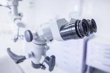 Cabinet de microscopie dentară