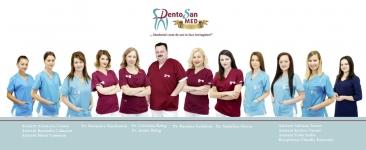 Echipa de medici DentoSan