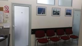 Sala de asteptare cabinet psiholog Tanasescu Raluca