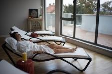 Salon relaxare intre sedinte