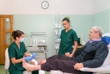 Îngrijire specializată a piciorului
